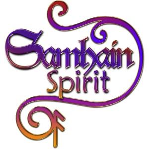 SAMHAIN SPIRIT mit Rune ANSUZ - colored