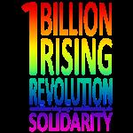 OneBillionRising Rainbow