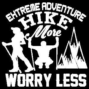 Wanderung Abenteuer Shirt