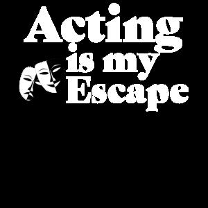 Handeln ist meine Flucht