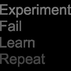 Experiment Ausfallen Lernen Wiederholen