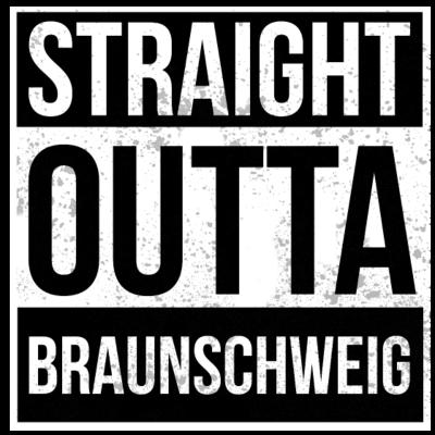 Straight Outta braunschweig! | Beste Stadt - Straight Outta braunschweig. Direkt aus braunschweig! Das ideale Geschenk für jeden aus braunschweig - witzige,style,rap,outta,geboren,cool,braunschweig,Weihnachtsgeschenk,Weihnachten,Straight,Statement,Stadt,Sprüche,Spruch,Shirt,Rap,Lustig,Hop,Hip,Heimatstadt,Heimat,Ghetto,Geschenk,Geburtstag,Braunschweig