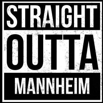 Straight Outta Mannheim! | Beste Stadt - Straight Outta Mannheim. Direkt aus Mannheim! Das ideale Geschenk für jeden aus Mannheim - witzige,style,rap,outta,geboren,cool,Weihnachtsgeschenk,Weihnachten,Straight,Statement,Stadt,Sprüche,Spruch,Shirt,Rap,Mannheim,Lustig,Hop,Hip,Heimatstadt,Heimat,Ghetto,Geschenk,Geburtstag