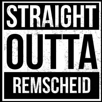 Straight Outta Remscheid! | Beste Stadt - Straight Outta Remscheid. Direkt aus Remscheid! Das ideale Geschenk für jeden aus Remscheid - witzige,style,rap,outta,geboren,cool,Weihnachtsgeschenk,Weihnachten,Straight,Statement,Stadt,Sprüche,Spruch,Shirt,Remscheid,Rap,Lustig,Hop,Hip,Heimatstadt,Heimat,Ghetto,Geschenk,Geburtstag