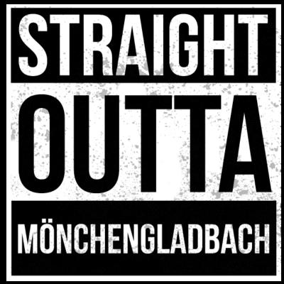 Straight Outta Mönchengladbach! | Beste Stadt - Straight Outta Mönchengladbach. Direkt aus Mönchengladbach! Das ideale Geschenk für jeden aus Moenchengladbach - Lustig,Straight,Weihnachtsgeschenk,Ghetto,style,Geburtstag,Hip,Heimat,Mönchengladbach,Hop,outta,cool,Spruch,Statement,Geschenk,witzige,rap,Moenchengladbach,Stadt,Shirt,Weihnachten,Heimatstadt,Sprüche,geboren,Rap