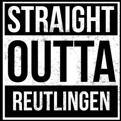 Straight Outta Reutlingen! | Beste Stadt - Straight Outta Reutlingen. Direkt aus Reutlingen! Das ideale Geschenk für jeden aus Reutlingen - witzige,style,rap,outta,geboren,cool,Weihnachtsgeschenk,Weihnachten,Straight,Statement,Stadt,Sprüche,Spruch,Shirt,Reutlingen,Rap,Lustig,Hop,Hip,Heimatstadt,Heimat,Ghetto,Geschenk,Geburtstag