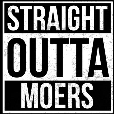 Straight Outta Moers! | Beste Stadt - Straight Outta Moers. Direkt aus Moers! Das ideale Geschenk für jeden aus Moers - witzige,style,rap,outta,geboren,cool,Weihnachtsgeschenk,Weihnachten,Straight,Statement,Stadt,Sprüche,Spruch,Shirt,Rap,Moers,Lustig,Hop,Hip,Heimatstadt,Heimat,Ghetto,Geschenk,Geburtstag