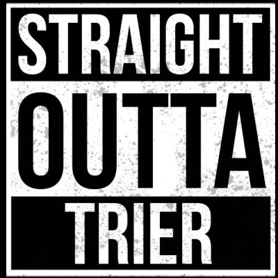 Straight Outta Trier! | Beste Stadt - Straight Outta Trier. Direkt aus Trier! Das ideale Geschenk für jeden aus Trier - witzige,style,rap,outta,geboren,cool,Weihnachtsgeschenk,Weihnachten,Trier,Straight,Statement,Stadt,Sprüche,Spruch,Shirt,Rap,Lustig,Hop,Hip,Heimatstadt,Heimat,Ghetto,Geschenk,Geburtstag