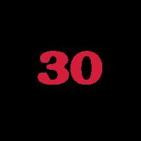 Geburtstag - Ich bin Knackige 30