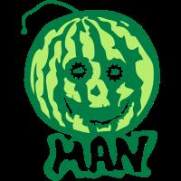Wassermelone man1