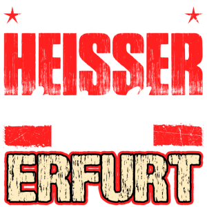 ERFURT - heiss