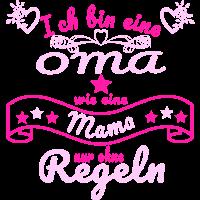 Oma Geschenkidee MAma ohne Regeln
