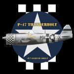P-47 Thunderbolt shirt design.png