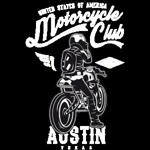 Motorradclub Austin Texas