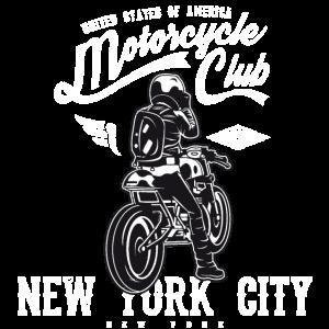 Motorradclub New York City New York