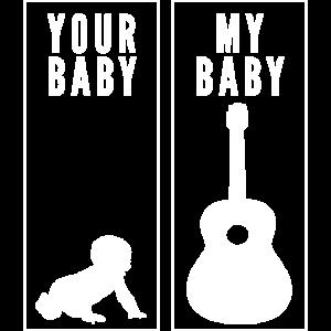 My Baby - Akkustik Gitarre