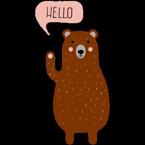 Braunbaer Braunbär