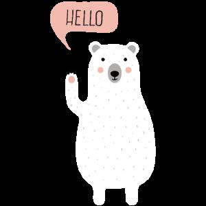 Eisbaer Hallo