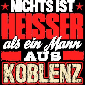 KOBLENZ - heiss