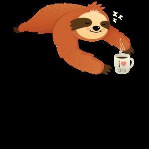 Sloth Love Coffee