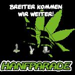 Hanfparade 2017 - Breiter kommen wir weiter