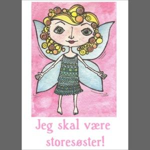 Jeg skal være storesøster Fairy