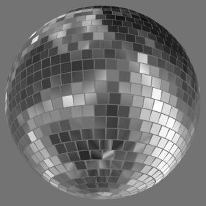 Mirror Ball Mirror Ball Silver