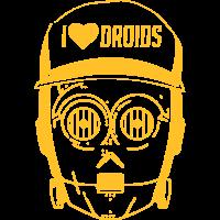 C3PO Hipster Cap 2 - hw39