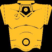 C3PO Body - hw38