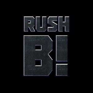 RUSH B! CYKA BLYAT CS FPS PC GAMING MOTIV