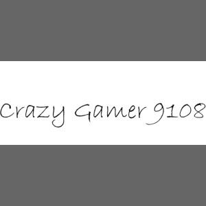 Crazy Gamer 9108 new merch
