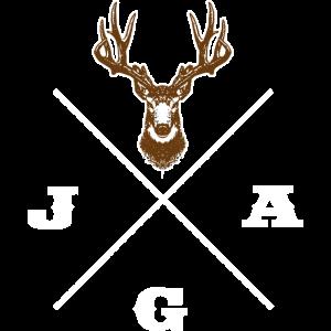 JGA Hirsch - JGA-Shirt
