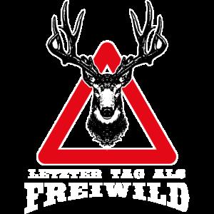 Freiwild - JGA-Shirt