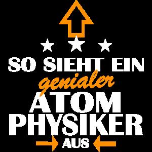 GENIALER Atomphysiker