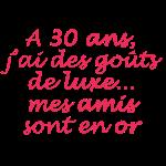 30ansluxe