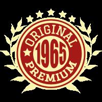 1965 Original Geburtstag Geschenk Jahrgang