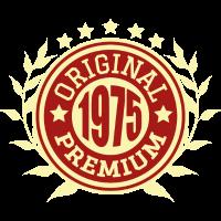 1975 Original Geburtstag Geschenk Jahrgang