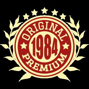 Geburtstag Geschenk Jahrgang 1984