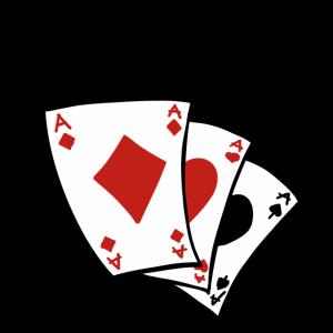Runde der Zockerin - Zocker - Spieler - Zocken -