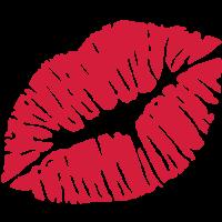 Kuss Lippen