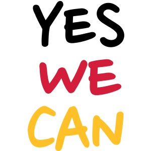 Yes we can Deutschland