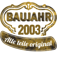 2003 Baujahr Alle Teile Orginal