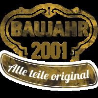2001 Baujahr Alle Teile Orginal