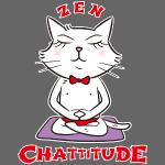 """En 2018, optez pour la """"Zen Chattitude"""" !"""