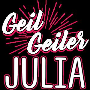 JULIA - geiler