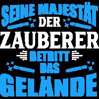 ZAUBERER HOBBY ZAUBERN MAGIE GESCHENK