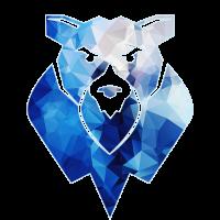 Eisbär Geometric