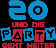 20. Geburtstagsshirt: 20 geburtstagparty
