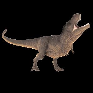 T Rex Dinosaurier Echse als Geschenkidee