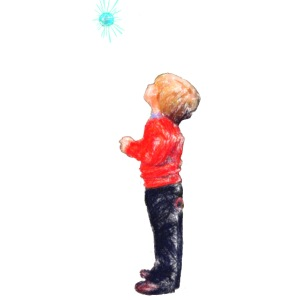 The Boy and the Blue